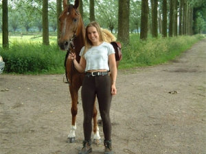 paarde geleider